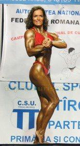 Judith Palecian 165x300 Campionatul national de culturism seniori, senioare, perechi 2010
