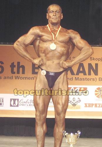 Bal2007 3 Vasile Serban Campionatul European de bodybuilding, classic bodybuilding, fitness & bodyfitness – Madrid 2011