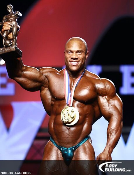 MrOlympia2011 1 Olympia 2011