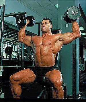 post obosirea musculara