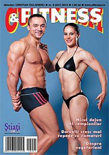 Revista Culturism & Fitness nr. 221