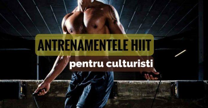 antrenamentele HIIT