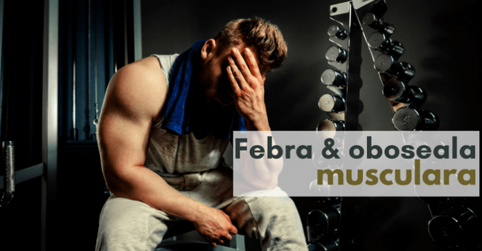 febra si oboseala musculara