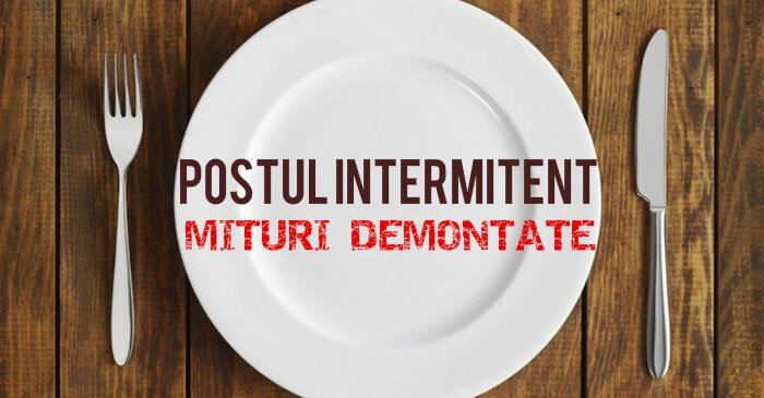 intermittent fasting postul intermitent