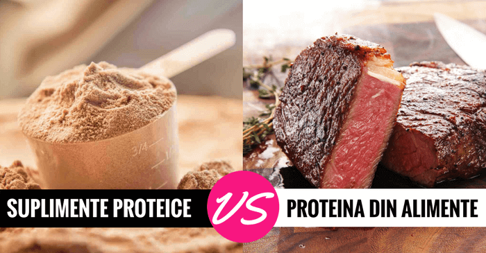 suplimente proteice proteina din alimente