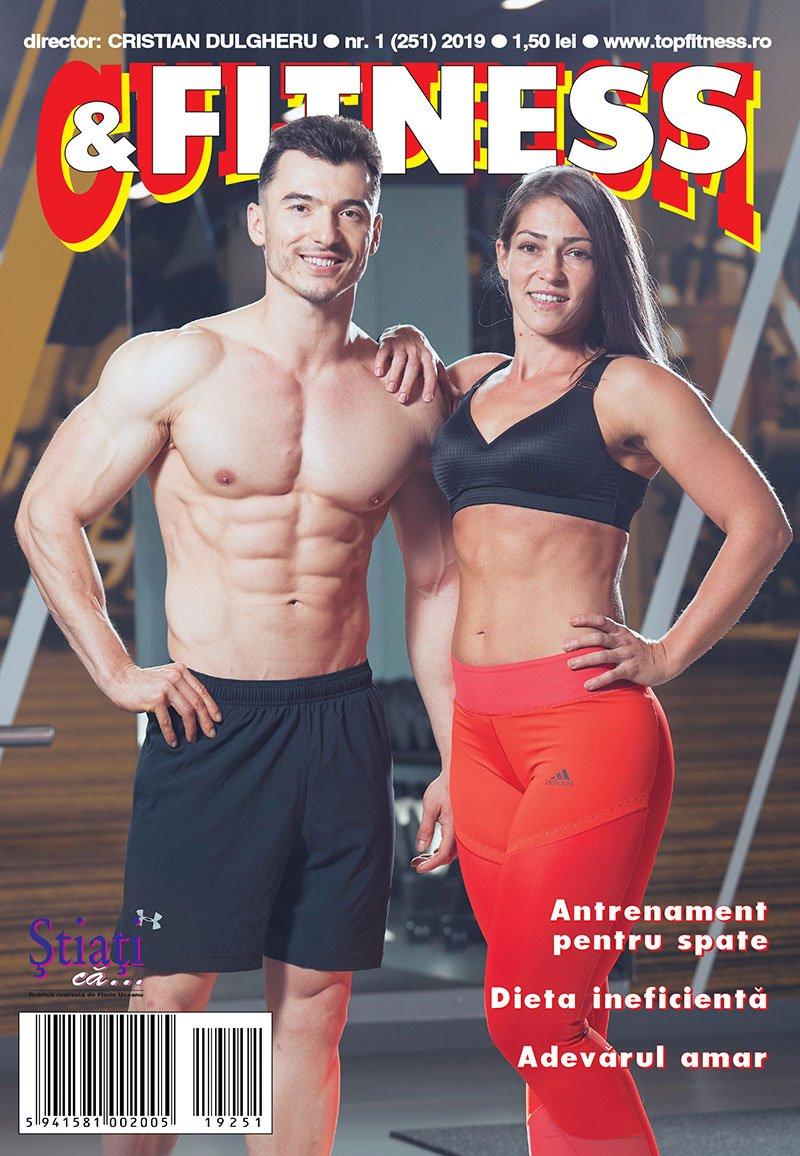 Revista Culturism & Fitness nr. 251