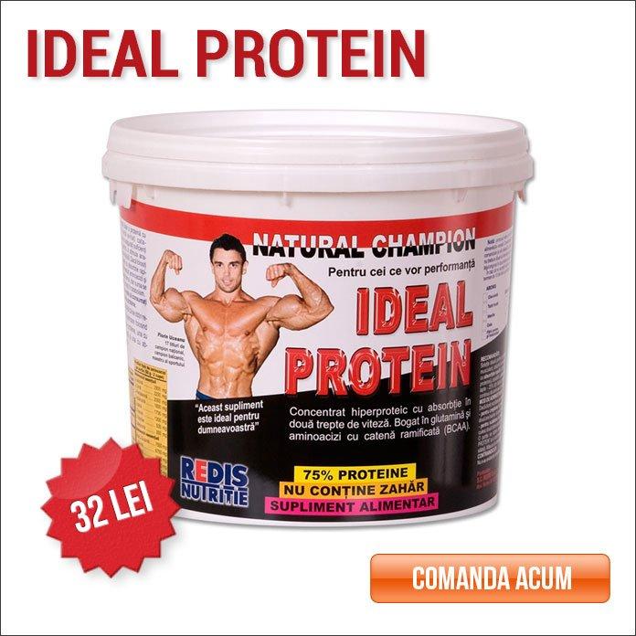 Produse pentru masa musculara - Ideal Protein